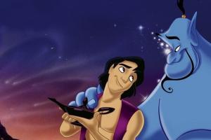 Aladdin và cây đèn thần P3