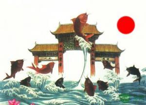 Sự tích cá chép hóa rồng