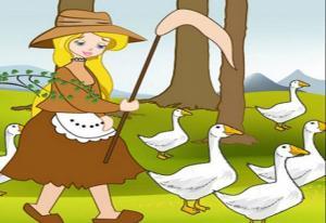 Nàng công chúa chăn ngỗng