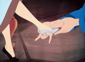 Chiếc giày thơm