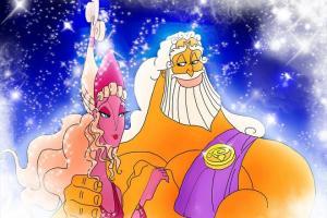 Zeus và Hera