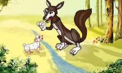 Ý nghĩa câu chuyện ngụ ngôn Chó sói và cừu non