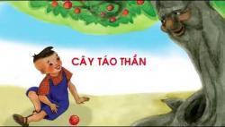 Bài học sâu sắc từ câu chuyện Cây táo thần