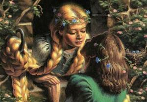 Rapunzel cô gái tóc dài