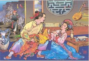 Nàng Nguyễn Thị Bích Châu