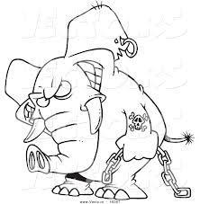 Sợi dây giữ voi