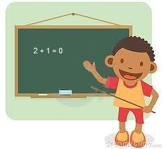 Học sinh trong giờ toán