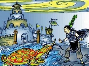 Truyền thuyết thành Cổ Loa