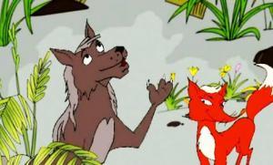 Chó sói và cáo