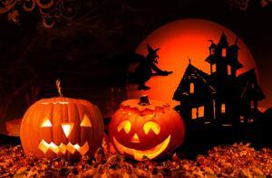 Sự tích quả bí ngô mặt cười Halloween