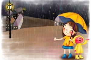 Nước mưa…