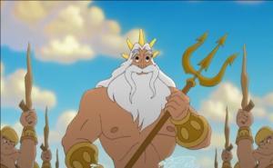 Poseidon và Apollo