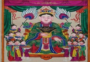 Thánh Mẫu Cao Tiên