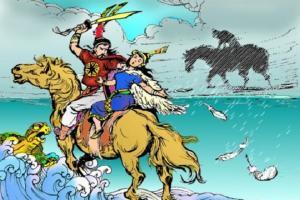 Truyền thuyết Mỵ Châu – Trọng Thủy