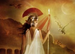 Những câu chuyện về nữ thần Athena trong Thần thoại Hy Lạp